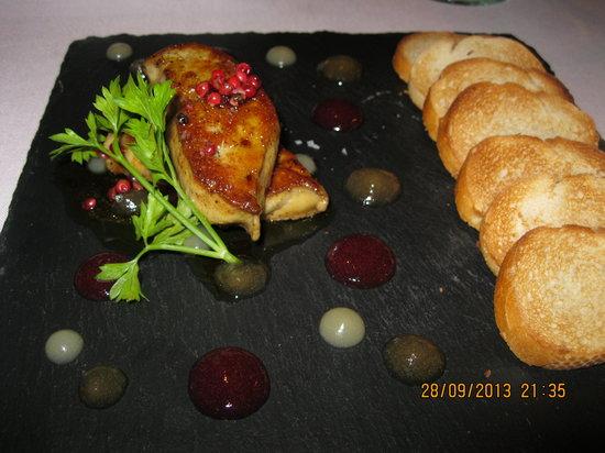 La Cabana: mooi gedresseerde borden