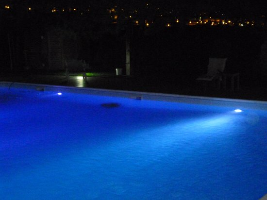 B&B VillaSeta : the pool is an added bonus
