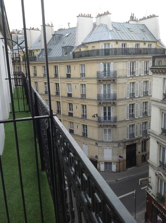 Hotel Josephine by HappyCulture: View from 5th Floor rooms