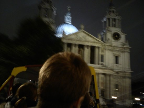 See London By Night: St Paul's Cathedral