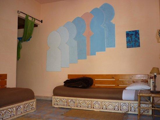 Caiat Lounge Refuge: vue de chambre