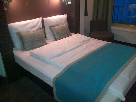 Motel One Berlin-Ku'damm: Spotless