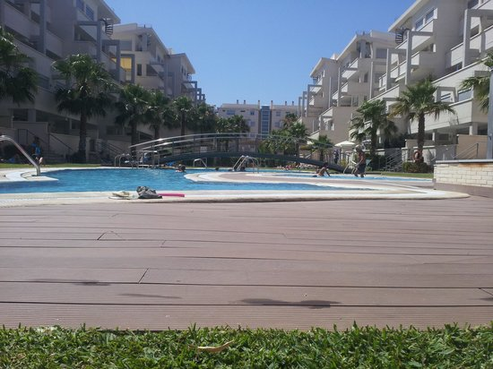 Elegance Apartments: gorgeous elegance pool