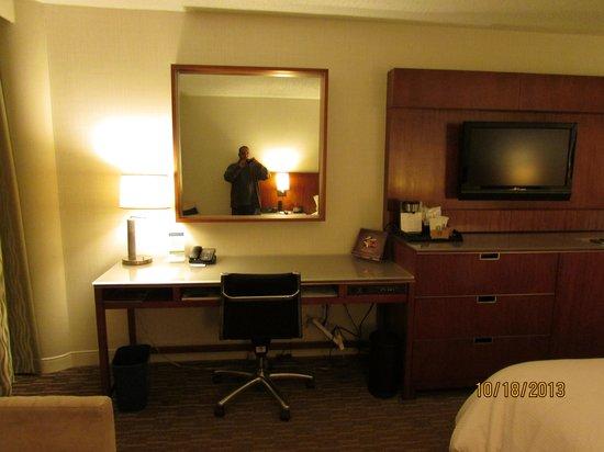 The Westin Atlanta Airport: Westin King Bed regular room