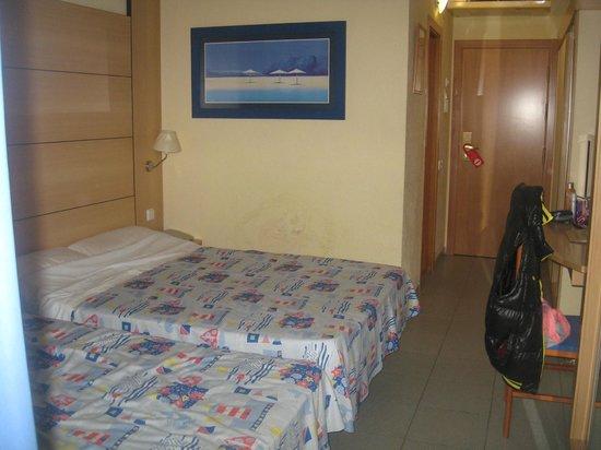 Ohtels Belvedere: our room