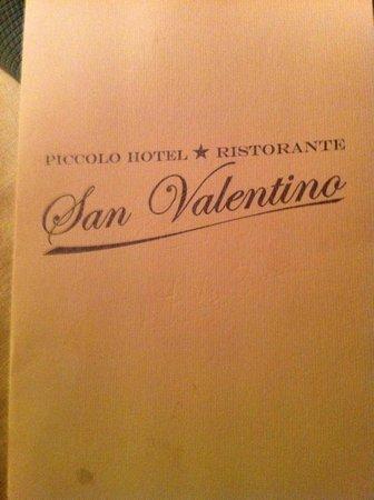 Ristorante Piccolo Hotel San Valentino Asciano