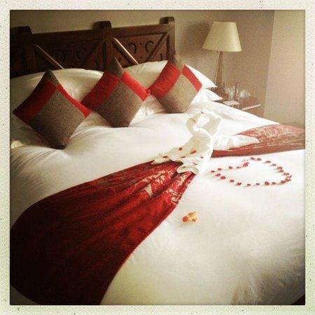 Sofitel Agadir Royal Bay Resort: Des cygnes amoureux <3