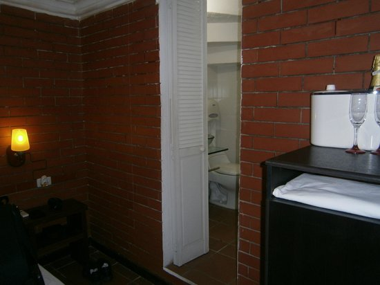 Casa Abril II: Habitación fresca