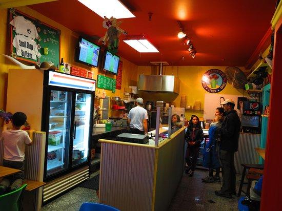 Wyatt's: Tiny Place....Huge Flavor!