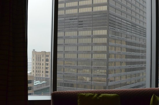 MGM Grand Detroit : view from window