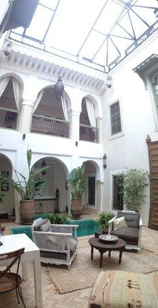 Palacio de las Especias: Patio