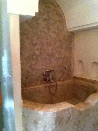 Palacio de las Especias: Cuarto de baño
