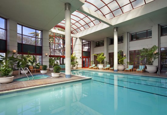 The Westin San Francisco Airport: Indoor Heated Pool