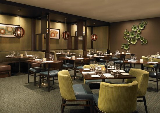 The Westin San Francisco Airport: Grill & Vine Restaurant