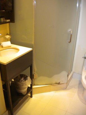 The Time New York: Bathroom