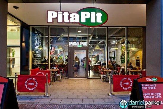 Pita Pit: Pitapit Manchester