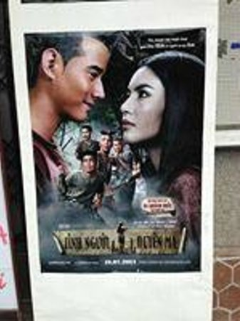 Hoi An Cinema : All seasons in one day. Action, comedy, romance, horror!