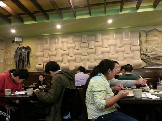 Photo of Chinese Restaurant Shanghai Asian Manor at 21 Mott St, New York, NY 10013, United States