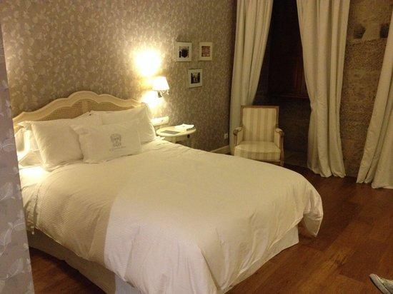 Hotel Spa Relais & Chateaux A Quinta da Auga: Habitación estándar