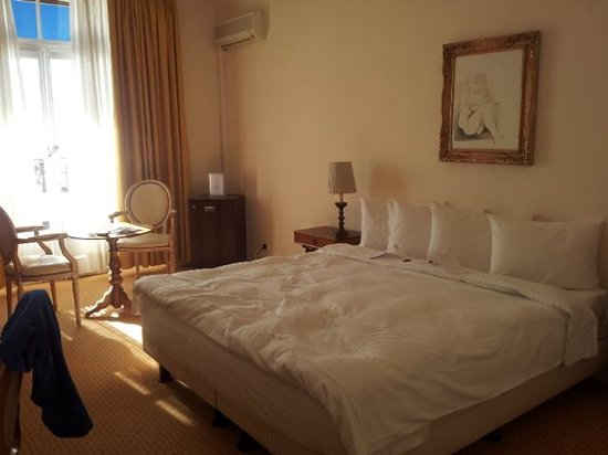 Hotel du Grand Lac Excelsior: Doppelzimmer