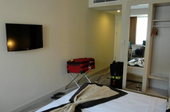 Grand Hotel Gulsoy: Room was adequate, not large