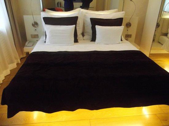 Hotel Three Storks: habitacion