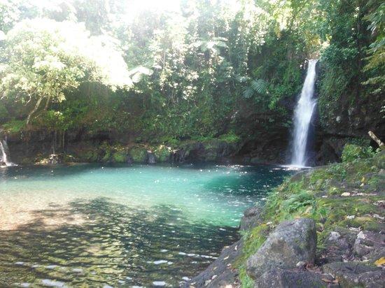 Afu Aau Waterfall: Waterfall