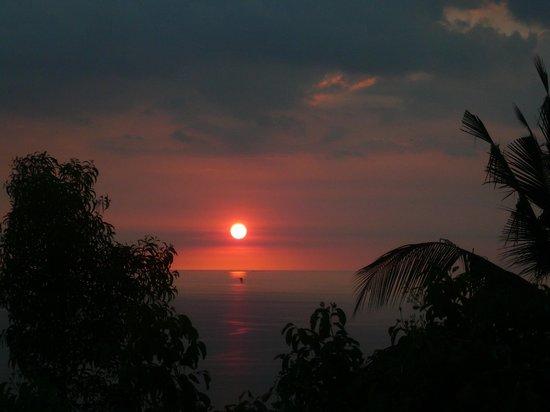 The Puncak: Fantastic sunsets