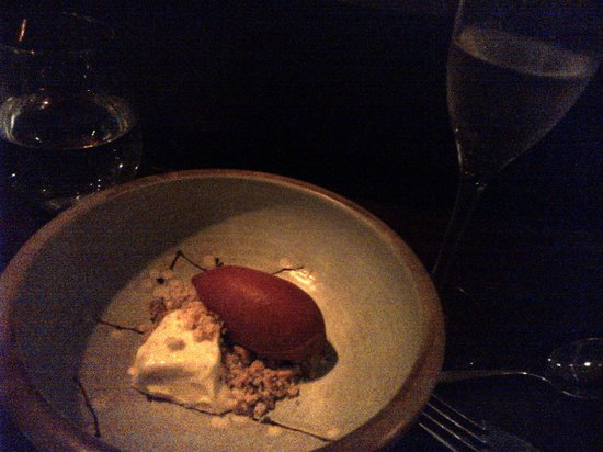 Roe: Cheese plate