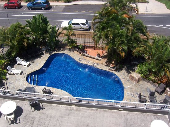 Cairns Plaza Hotel: Pool
