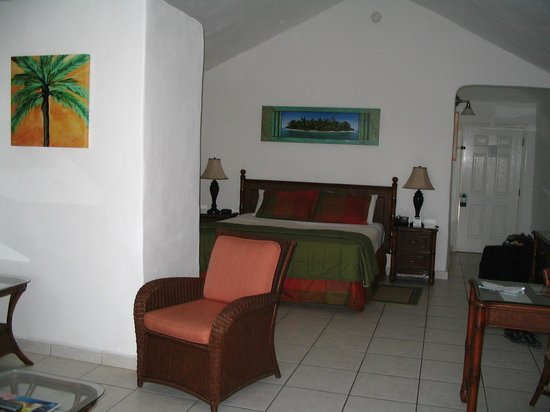 The Verandah Resort & Spa : chambre