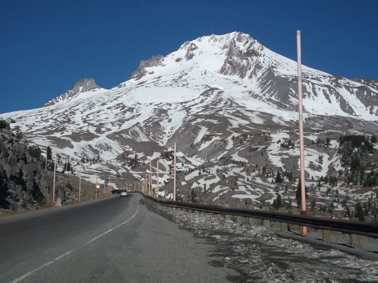 Mount Hood : At Timberline Lodge