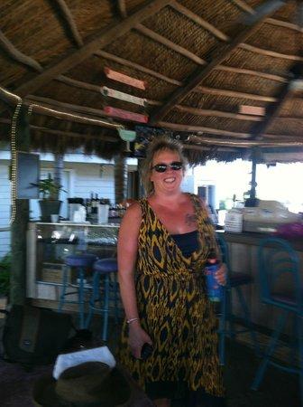 Sugarloaf Lodge: tiki bar