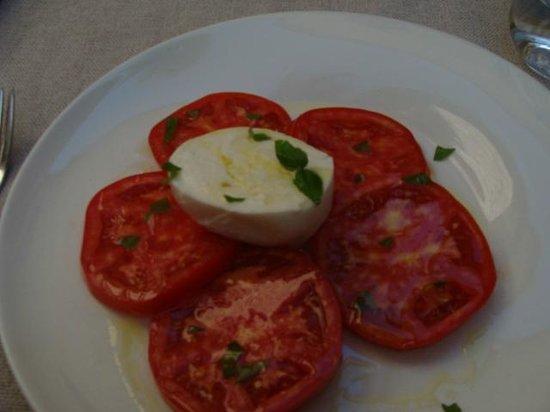 Giaxa : First dish