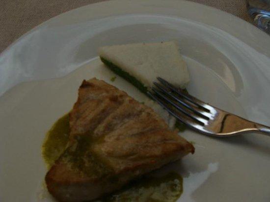 Giaxa : Main dish