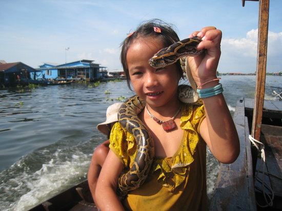 Khuon Tour Private Day Tours: Tonlé Sap