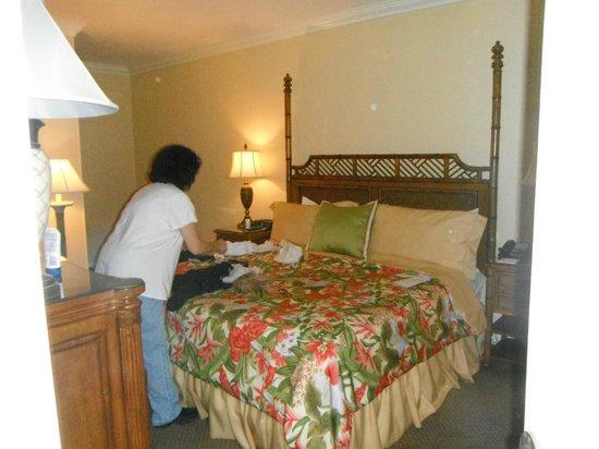 Lago Mar Beach Resort & Club: Master Bedroom