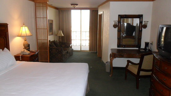 El Cortez Hotel & Casino: Spacious Room