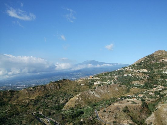 Villa Costanza Bellavista: What a view