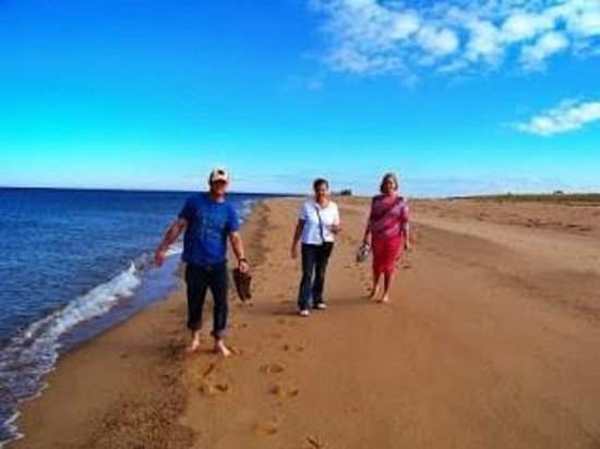 Race Point Beach: We walked for 2 hours!