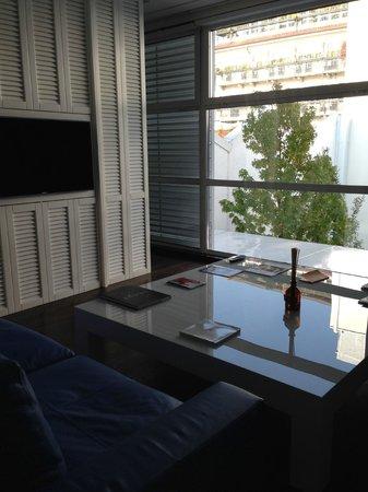 Magna Pars Suites: view