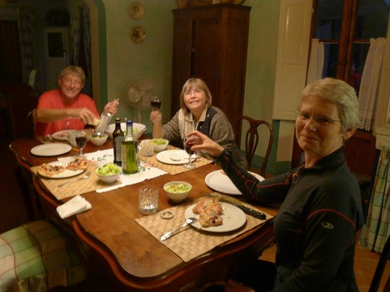Borgo dei Cadolingi: Dining room