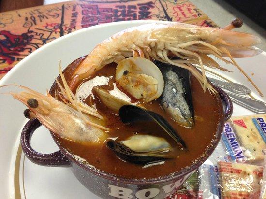 Big Water Fish Market: Homemade Fish Stew