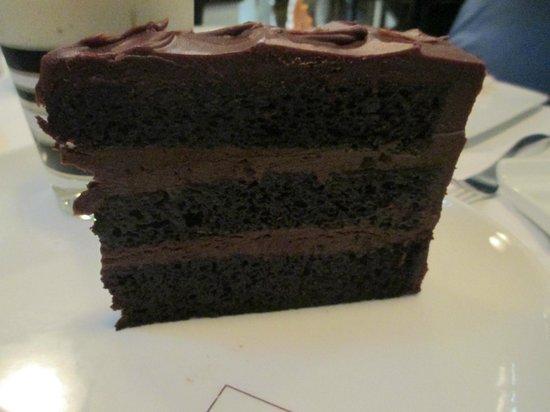 D Bar Denver: Best. Cake. Ever.