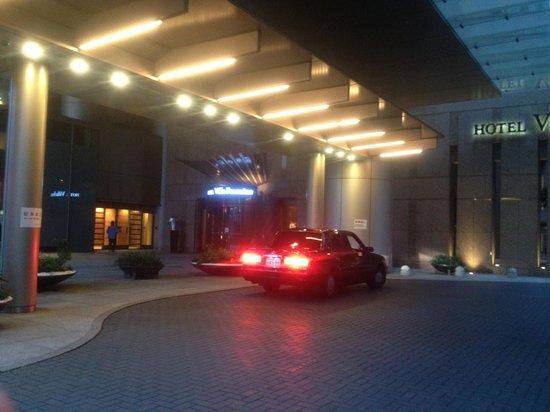 Hotel Villa Fontaine Roppongi: entrance