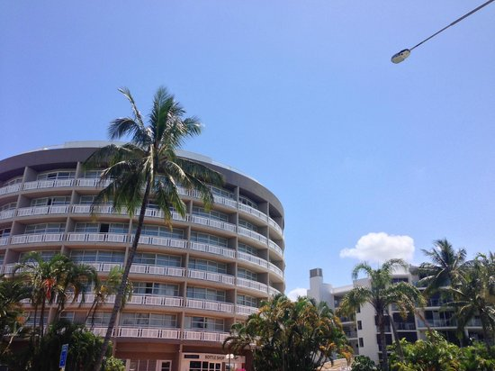 DoubleTree by Hilton Hotel Cairns: hotel