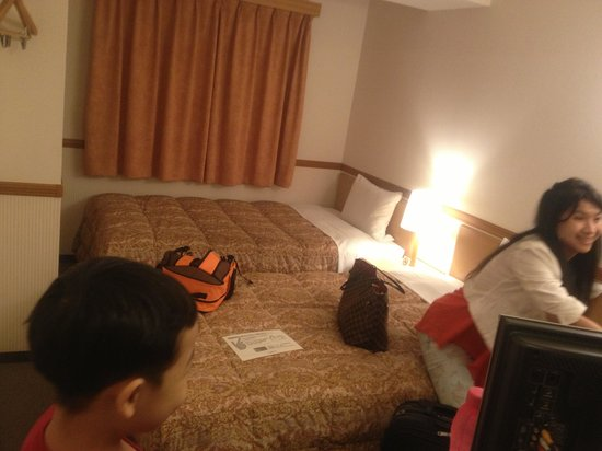Toyoko Inn Haneda Airport 1: typical room