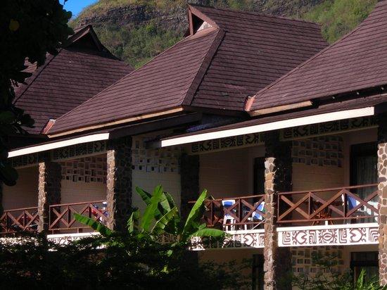 Club Bali Hai Moorea Hotel : Club Bali Hai Studio with Balcony