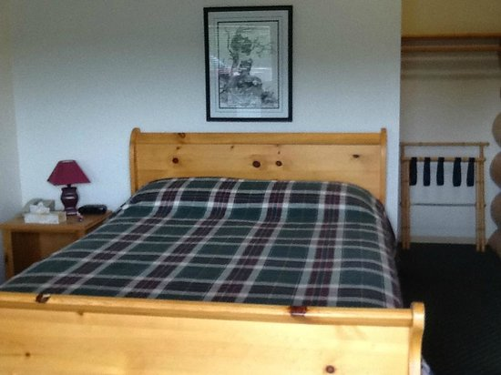 Bear's Claw Lodge: Guest Room