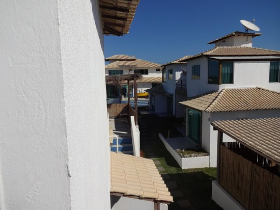 MARINA Vip Club Resort & spa: Vista de um dos quartos